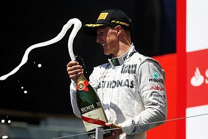 Se cumplen 5 años del último podio de Michael Schumacher en la F1