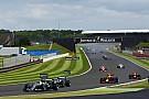Formule 1 Britse GP bevestigt vierdaags programma