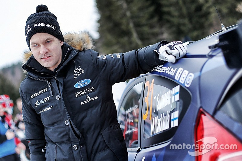 Suninen debutta su una Fiesta Plus 2017 al Rally di Polonia!