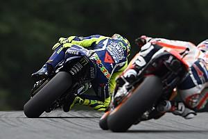 MotoGP Важливі новини На Заксенринзі час практик MotoGP у п'ятницю буде збільшений