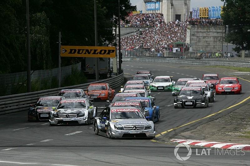 Zeitreise: DTM-Starts am Norisring seit 2000
