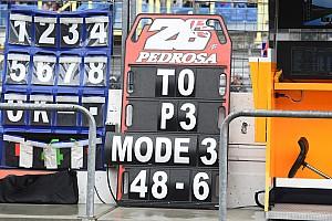 MotoGP Breaking news Komisi Grand Prix setujui penggunaan pesan dashboard