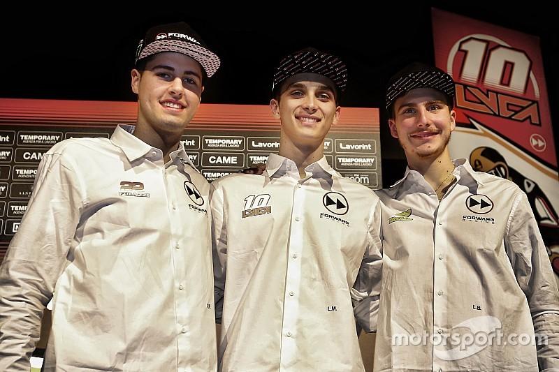 Forward Racing : Fuligni remplace Baldassarri dans le GP d'Allemagne