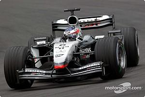 Формула 1 Ностальгія 14 років тому: перший поул Райкконена