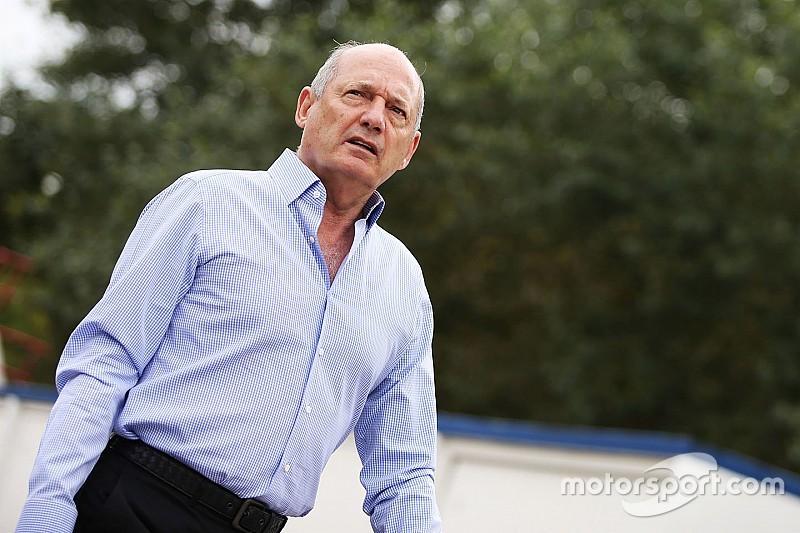 【F1】ロン・デニス、マクラーレンの株式売却に合意。37年の歴史に幕