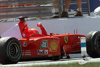 Ezen a napon: Schumacher, ötvenedszer