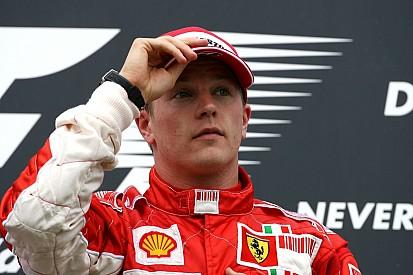 Ezen a napon: Räikkönen elkezd kapaszkodni