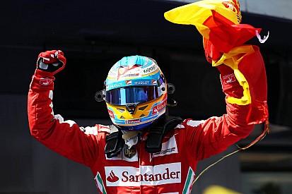 Fernando Alonso'nun Formula 1'de kazandığı 32 zafer