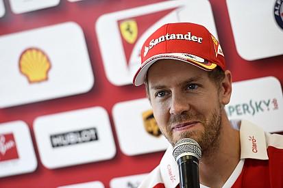 Formel 1 2017: Die Entschuldigung von Sebastian Vettel im Wortlaut