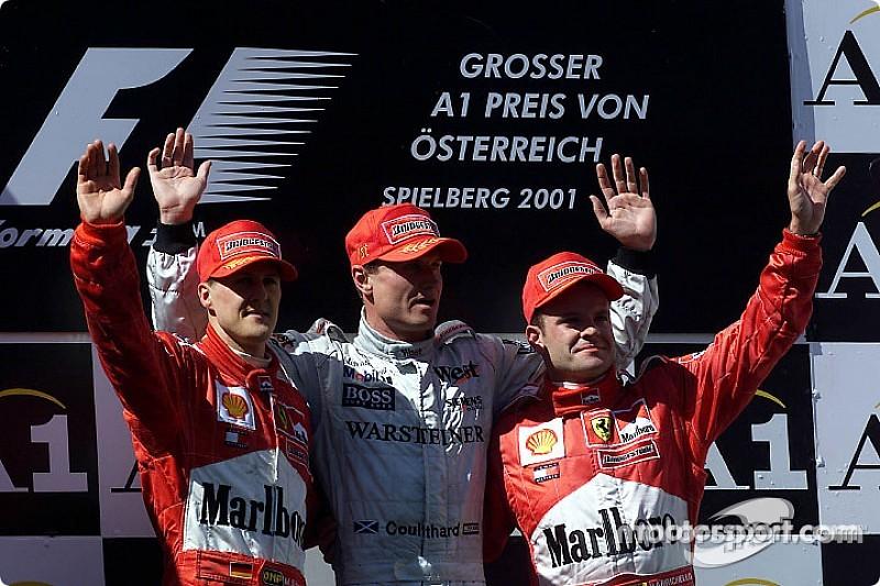 Fotogallery: i vincitori del GP d'Austria dal 2000 ad oggi