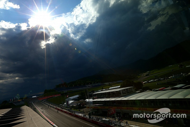 F1 2017: Die Wettervorhersage für den GP Österreich in Spielberg