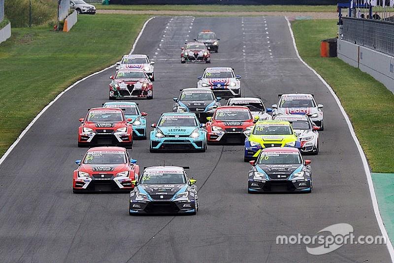 """TCR, Formel 4 und """"City"""" in der Motorsport-Arena Oschersleben"""