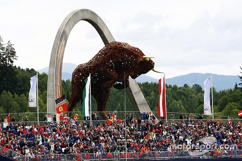Data dan fakta jelang GP Austria di Red Bull Ring