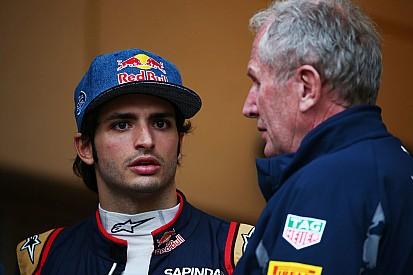 Марко посоветовал Сайнсу думать о своем вождении, а не о Red Bull