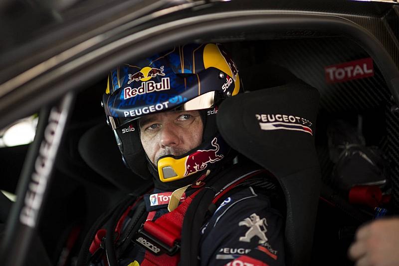 Étape 1 - Loeb emmène un triplé Peugeot