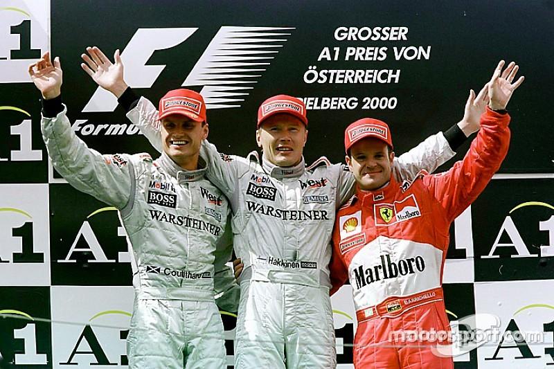 GALERI: Pemenang dan peraih podium GP Austria sejak 2000
