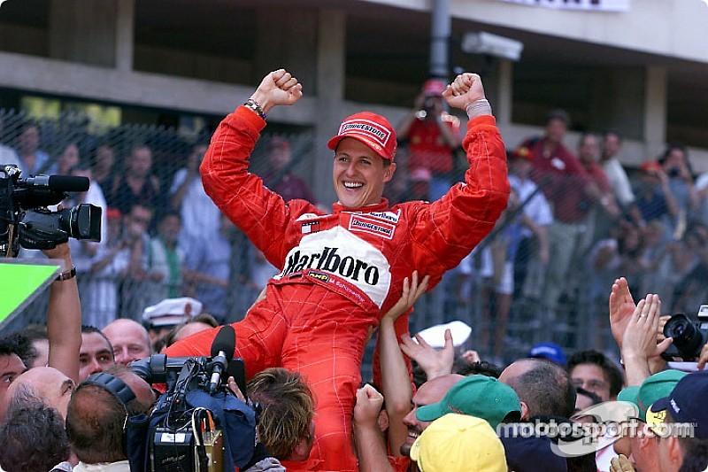 """Michael Schumacher in """"Hall of Fame"""" des deutschen Sports aufgenommen"""