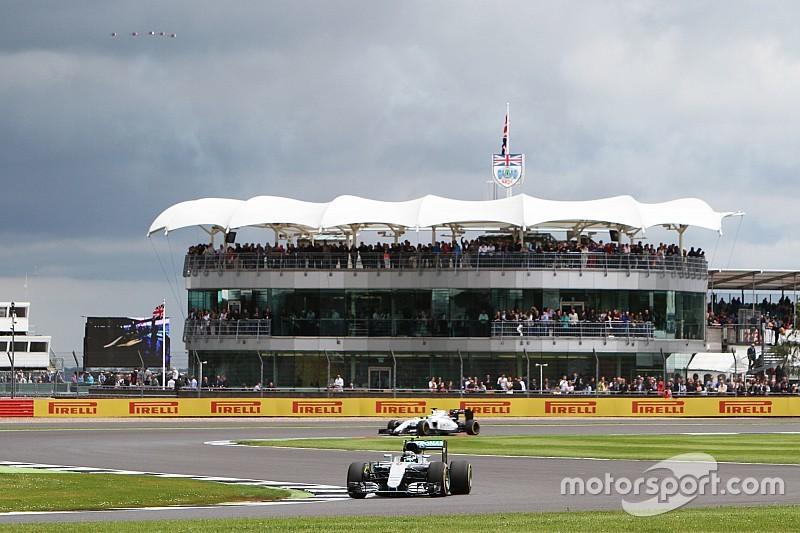 Formel 1: Silverstone löst Grand-Prix-Vertrag auf