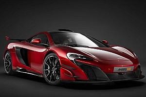 Auto Actualités McLaren envisage une alternative à la propulsion