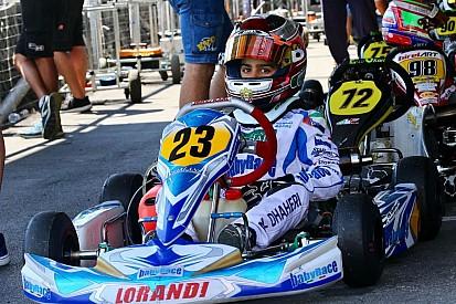 راشد الظاهري يحرز المركز الأول ضمن الجولة الرابعة لسباق تروفيو أدريا في إيطاليا