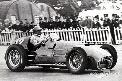 14 juillet 1951 - La première victoire de Ferrari en F1