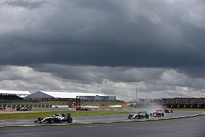 Previsioni meteo: la pioggia grazia il GP di Gran Bretagna 2017?