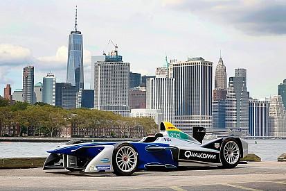 【FE】首位ブエミ不在のニューヨークePrix、放送スケジュール発表