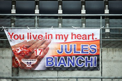 La Fórmula 1 recuerda a Jules Bianchi en el aniversario de su muerte