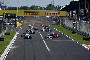 Формула 1 Новость Тесты Ф1 в Венгрии: предварительный список участников