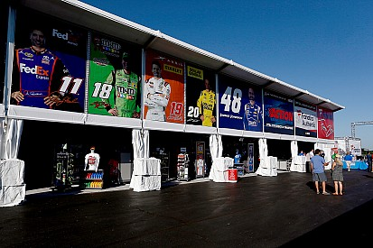 NASCAR and Fanatics still searching for proper fit with fans