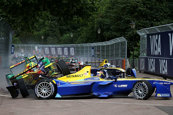 Формула E Интервью Буэми предостерег ди Грасси от спорных приемов в финале сезона