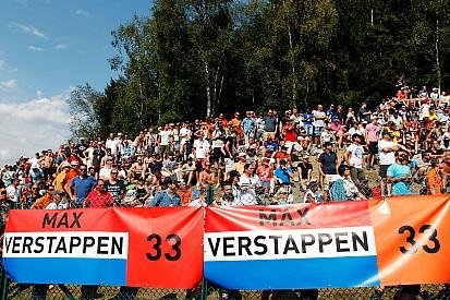 【F1】ベルギーGP、2001年以降初めてチケット完売。25万人超が来場か