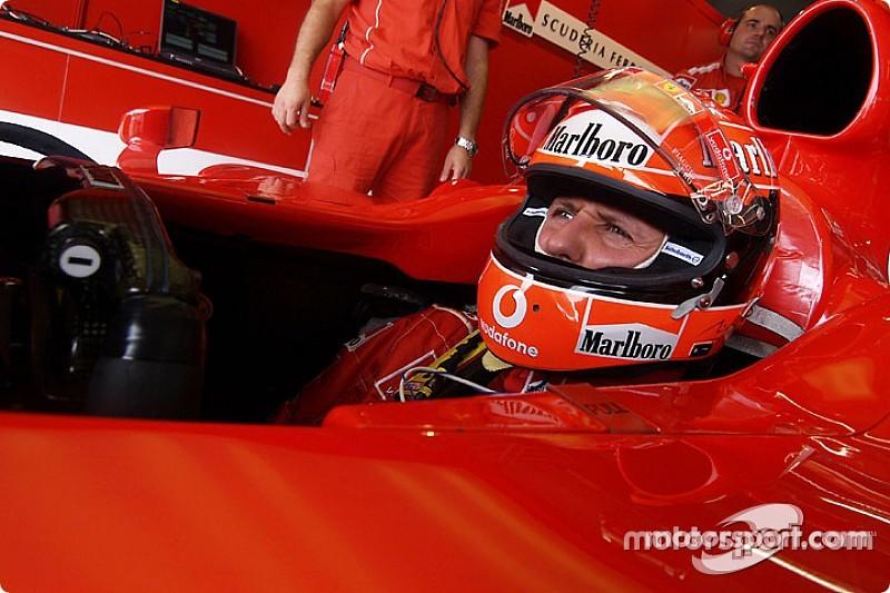 Diaporama - Les records de Michael Schumacher