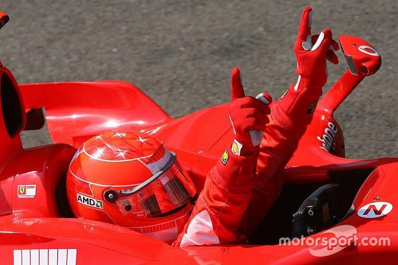 Michael Schumacher'in rekorları