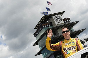 NASCAR Cup Breaking news Kyle Busch had Indy 500 ride lined up, but he wasn't allowed to run