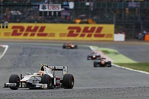 FIA F2 Nostalgia Ketika Rio Haryanto tak terkejar di Silverstone