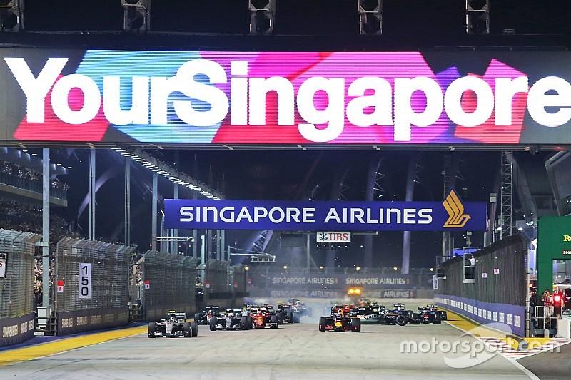 GP Singapore: vicino al rinnovo per rimanere nel calendario di F.1