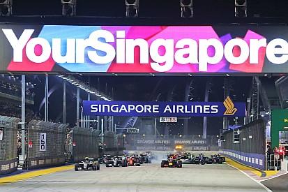 【F1】シンガポールGP、開催契約延長は「まもなく」と主張