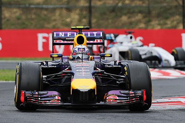Formula 1 Son dakika Ricciardo'nun gözü Macaristan GP galibiyetinde