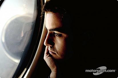 Las mejores imágenes de la carrera de Fernando Alonso