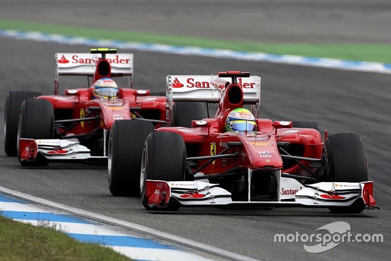 7 років тому: «Феліпе, Фернандо швидше за тебе!»