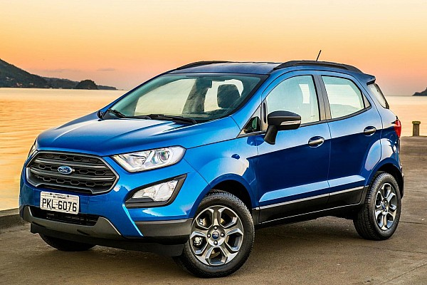Automotivo Últimas notícias Ford lança EcoSport 2018 - Veja versões, conteúdos e preços