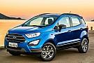 Automotivo Ford lança EcoSport 2018 - Veja versões, conteúdos e preços