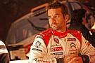 WRC Loeb probará el Citroën del WRC