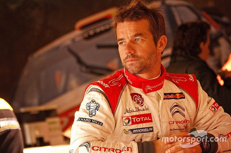 Loeb probará el Citroën del WRC