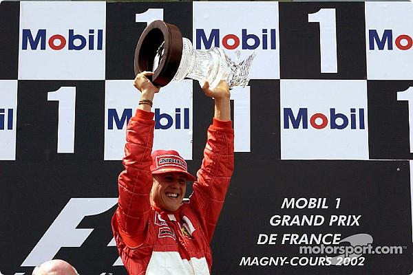 فورمولا 1  الأكثر تشويقاً معرض صور: أرقام مايكل شوماخر القياسيّة في الفورمولا واحد