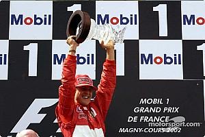 معرض صور: أرقام مايكل شوماخر القياسيّة في الفورمولا واحد