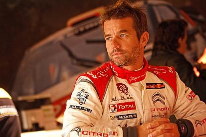 Loeb volta a pilotar carro do Mundial de Rali em teste