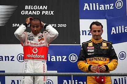 Hamilton: Sans son accident, Kubica serait peut-être déjà Champion