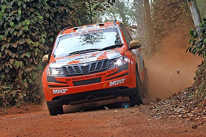 Coimbatore INRC: Gill storms to victory in first round